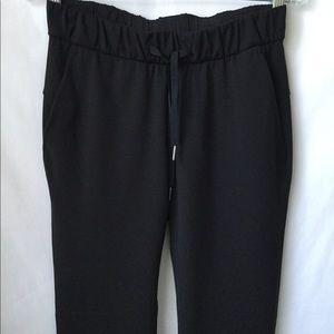 lululemon athletica Pants - Lululemon On The Fly 7/8 Drawstring Pants SOUL